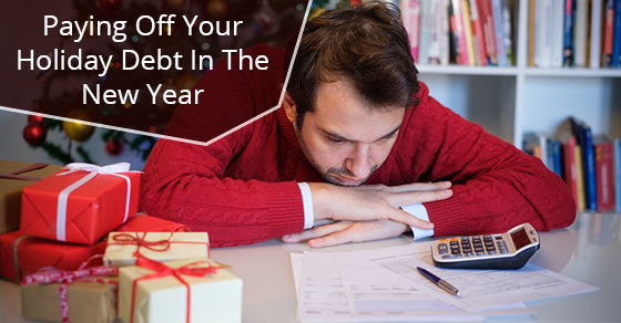 Has Your Holiday Spending Left You In A Financial Hole?